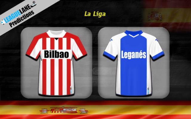 Атлетик Бильбао — Леганес прогноз игры 20 августа 2018 года