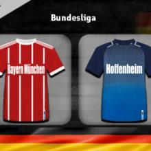 Прогноз матча Бавария — Хоффенхайм 24 августа