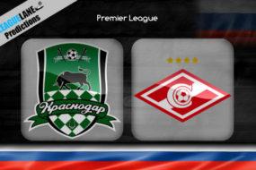 Прогноз матча Краснодар — Спартак 18 августа