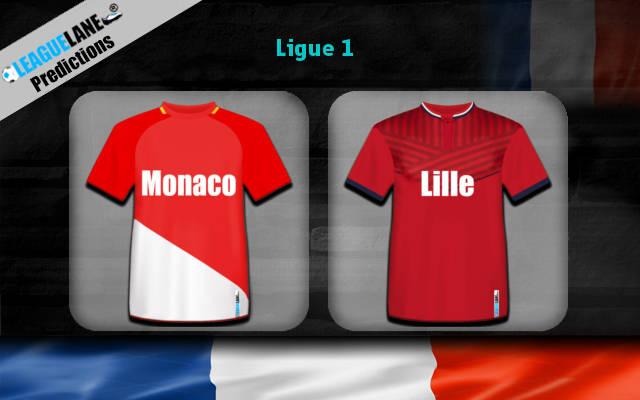 Монако — Лилль 18 августа