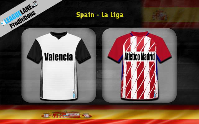 Валенсия — Атлетико Мадрид