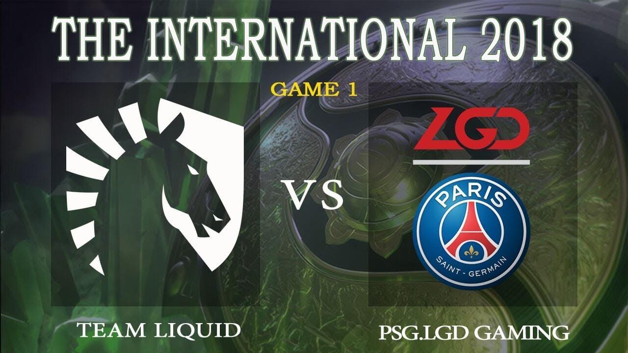 прогноз игры Team Liquid — PSG.LGD 23 августа 2018