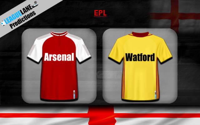 прогноз на АПЛ Арсенал — Уотфорд 29 сентября 2018 года