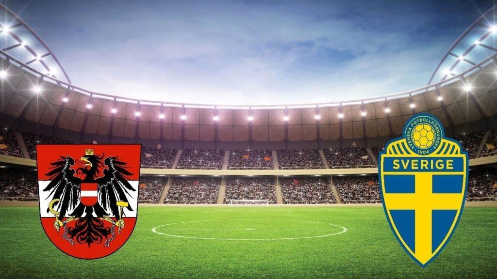 Австрия — Швеция 6 сентября 2018 прогноз на игру