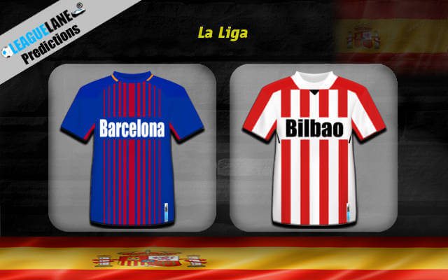 Барселона – Атлетик 29 сентября 2018 года