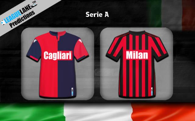 Кальяри — Милан 16 сентября 2018 года
