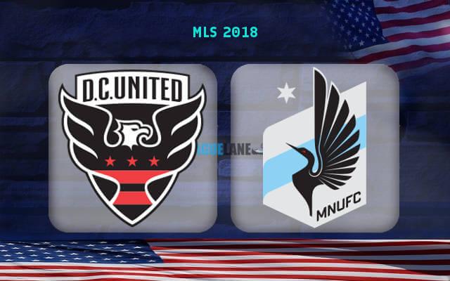 ДС Юнайтед — Миннесота Юнайтед 13 сентября 2018 года прогноз на игру МЛС
