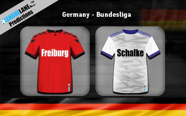 Фрайбург – Шальке 25 сентября 2018 года прогноз на игру
