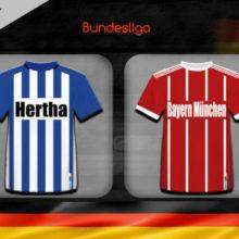 Прогноз матча Герта – Бавария 28 сентября