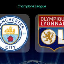 Прогноз матча Манчестер Сити — Лион 19 сентября