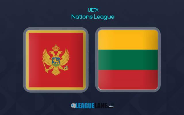 Черногория — Литва 10 сентября 2018 года