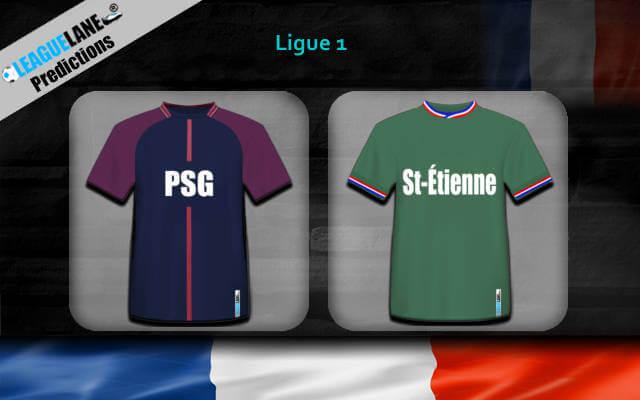 ПСЖ — Сент-Этьен 14 сентября 2018 года прогноз на игру