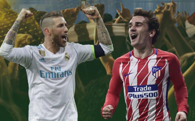 Реал — Атлетико 29 сентября 2018 года прогноз на игру