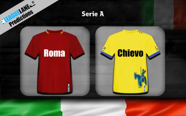 Прогноз матча Рома — Кьево 16 сентября