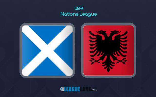 Шотландия — Албания 10 сентября 2018 года