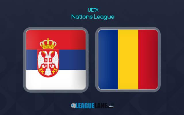 Сербия — Румыния 10 сентября 2018