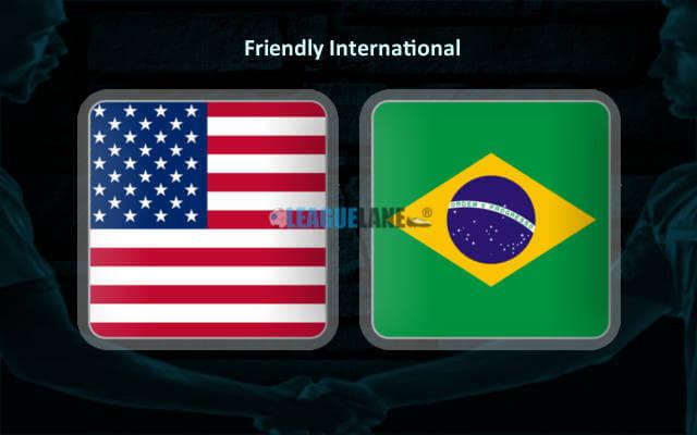 США — Бразилия 8 сентября прогноз на игру