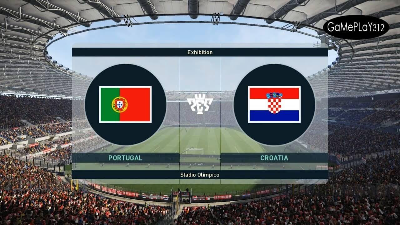 Португалия — Хорватия 6 сентября 2018 года