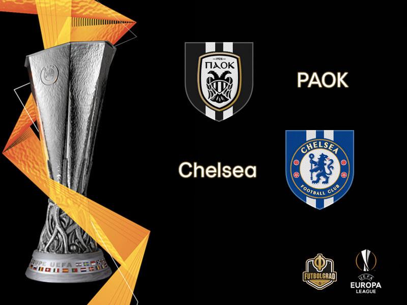 ПАОК — Челси 20 сентября 2018 года анонс игры Лиги Европы