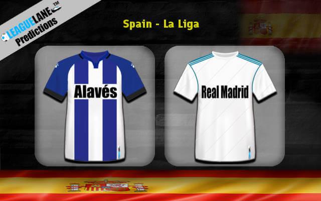 Алавес – Реал Мадрид 6 октября 2018 года