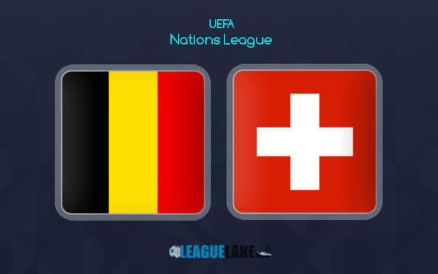 Бельгия – Швейцария 12 октября