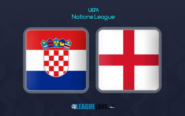 Хорватия – Англия 12 октября 2018