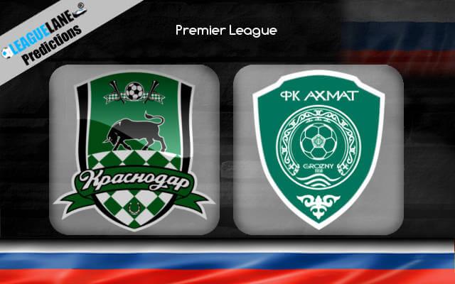 Краснодар – Ахмат 21 октября 2018