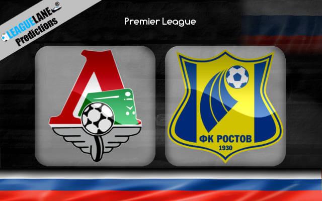 Локомотив Москва – Ростов 19 октября 2018 прогноз на игру