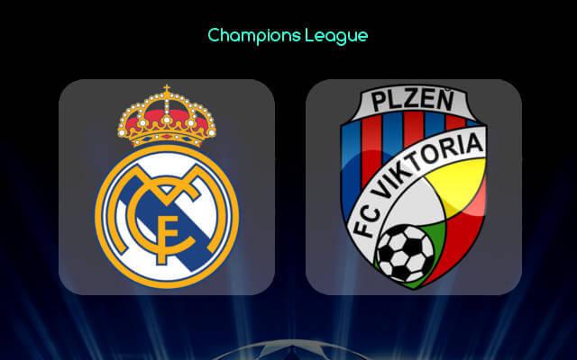 прогноз на игру Реал Мадрид — Виктория Пльзень