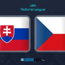 Прогноз матча Словакия – Чехия 13 октября