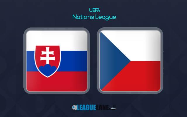 Словакия – Чехия 13 октября 2018 года