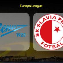 Прогноз матча Зенит – Славия Прага 4 октября