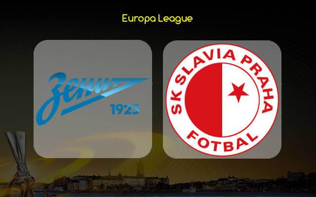 Зенит – Славия Прага 4 октября 2018 прогноз на игру