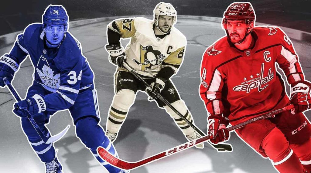 Игроки НХЛ картинка