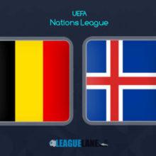 Прогноз матча Бельгия – Исландия 15 ноября
