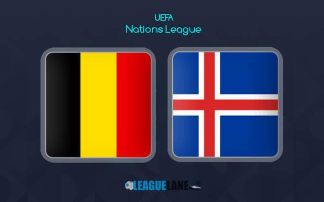 прогноз матча Бельгия – Исландия 15 ноября 2018