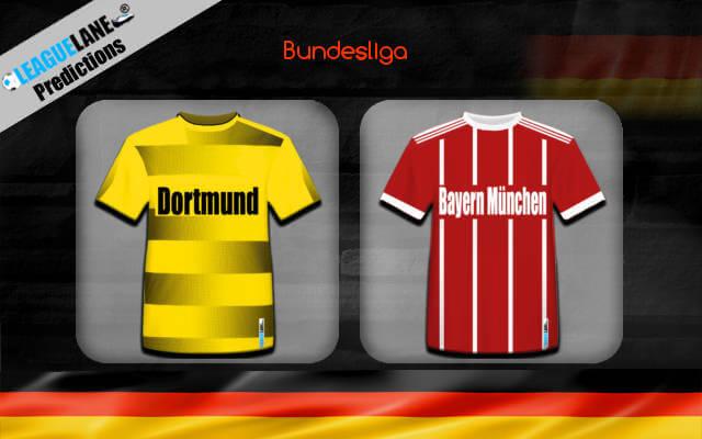 Боруссия Дортмунд - Бавария 10 ноября 2018