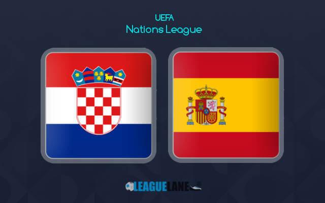 прогнозы на матч Хорватия — Испания