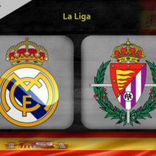 Прогноз матча Реал Мадрид — Вальядолид 3 ноября
