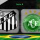 Прогноз матча Сантос – Шапекоэнсе 13 ноября