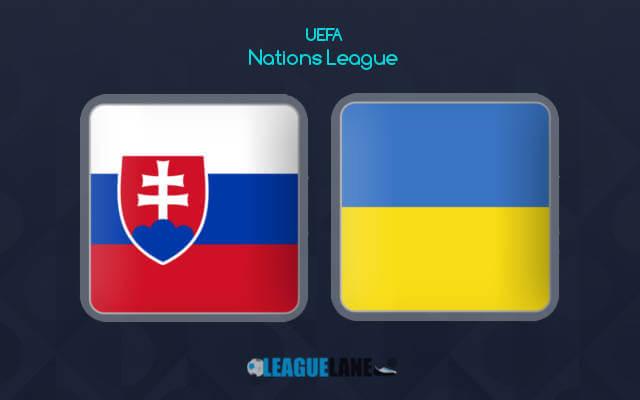Словакия – Украина 16 ноября 2018 года