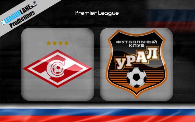 Спартак — Урал 4 ноября 2018 года