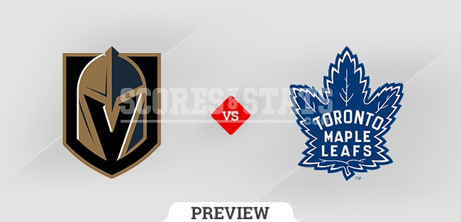 Торонто — Вегас прогноз игры НХЛ