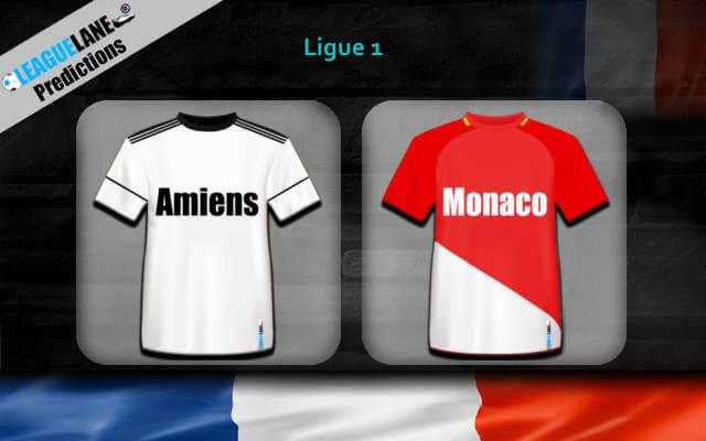 Амьен — Монако 4 декабря 2018