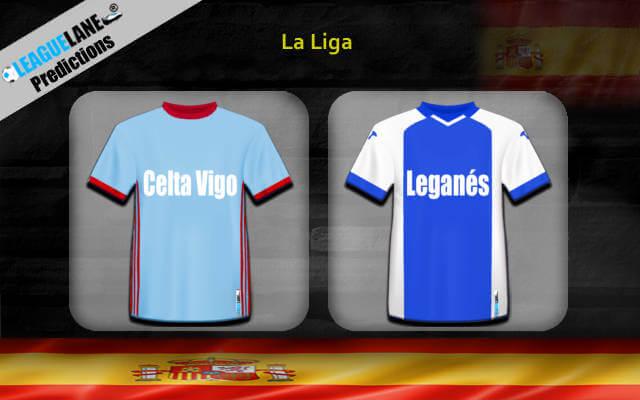 Сельта — Леганес 14 декабря 2018 прогноз на игра Ла Лиги