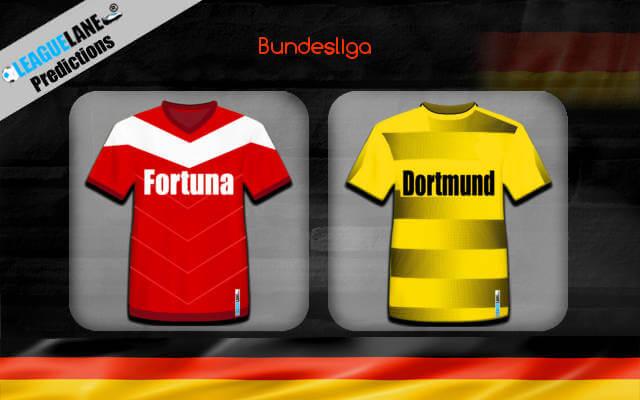 Фортуна — Боруссия Дортмунд 18 декабря 2018 прогноз на игру