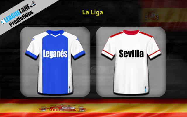Леганес — Севилья 2018