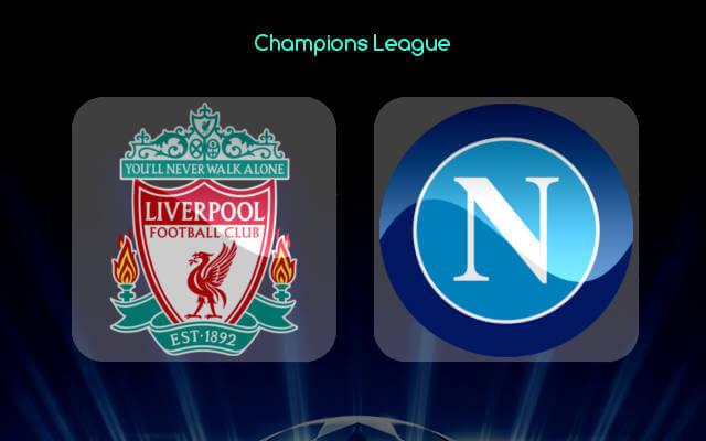 Лига чемпионов Ливерпуль – Наполи
