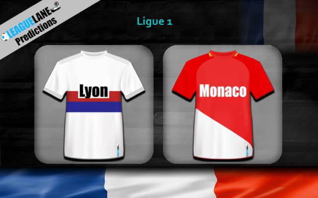 Лион — Монако