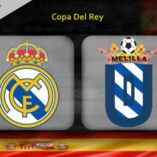 Прогноз матча Реал Мадрид – Мелилья 6 декабря